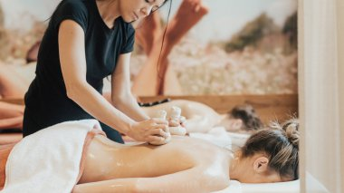 fullbody massage at hotel das ruebezahl