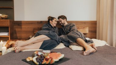 treatments for couples in spa hotel ruebezahl