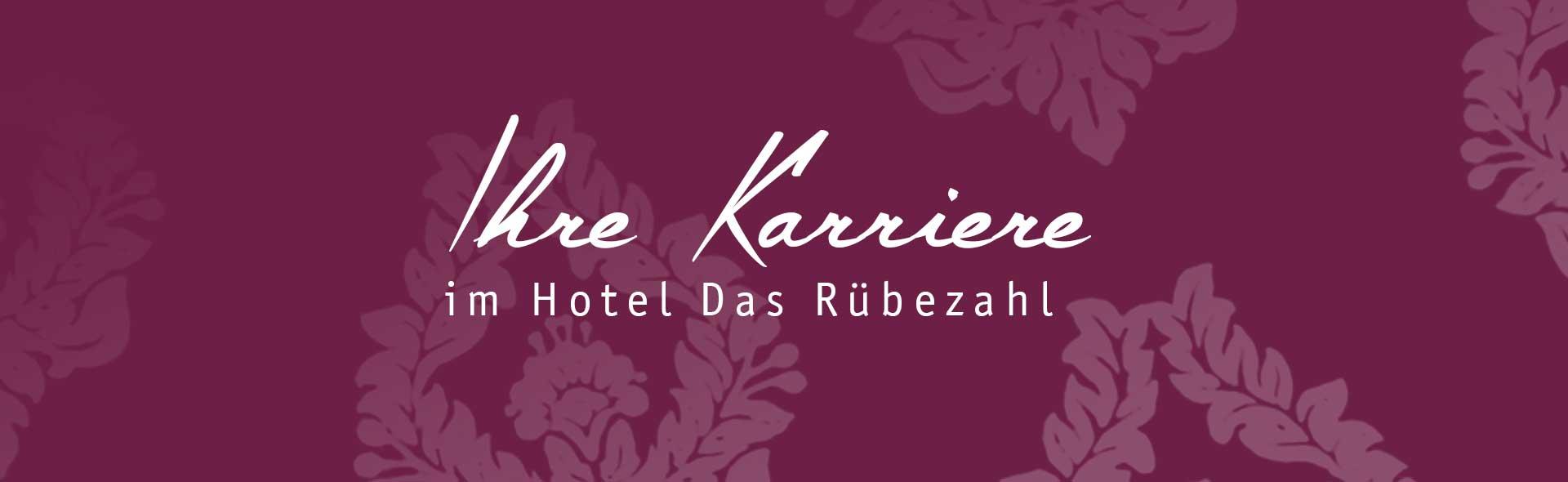 Karriere und Jobs im Hotel Das Rübezahl in Schwangau